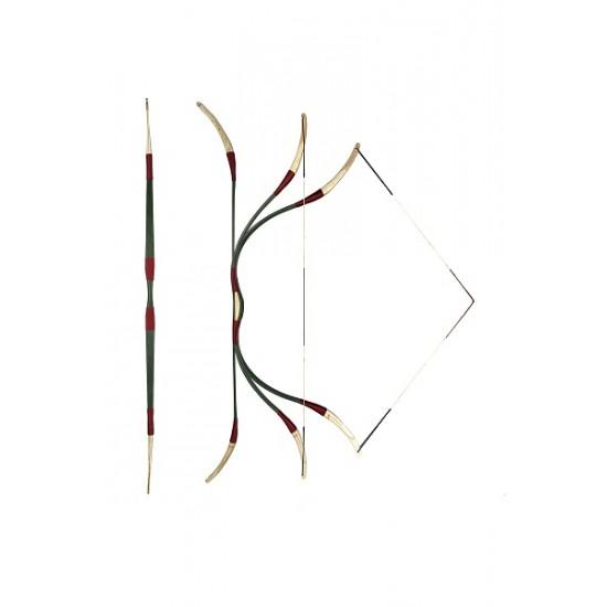 BIG SWALLOW (NAGY FECSKE) - STEPPE-NOMAD CHILDREN BOW FROM LAJOS KASSAI