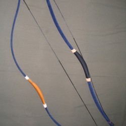 SMALL NOMAD traditional bow for children
