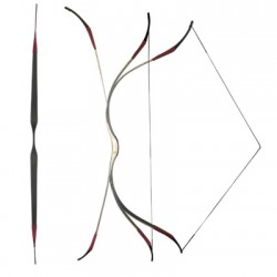 PHOENIX (FONIX) - longer version – ASYMMETRIC LAMINATED HUN TRADITIONAL RECURVE BOW FROM LAJOS KASSAI