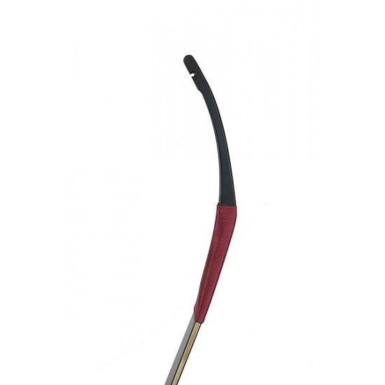 PHOENIX (FONIX) - shorter version – ASYMMETRIC LAMINATED HUN TRADITIONAL RECURVE BOW FROM LAJOS KASSAI