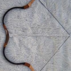 Mongol recurve bow
