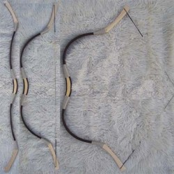 Kassai Avar Recurve bow Buzzard, Hawk, Olyv 25-50#