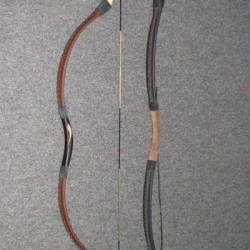 Hungarian traditional recurve bow ATTILA