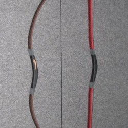 Hungarian traditional recurve bow BOTOND