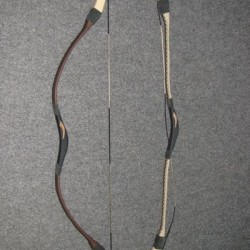 Hungarian traditional recurve bow LEVENTE