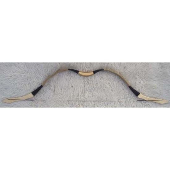 Kassai Hungarian recurve bow Raven (Hollo) 25-60#
